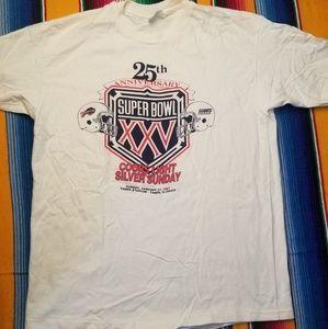 Vintage Coors Superbowl t shirt.